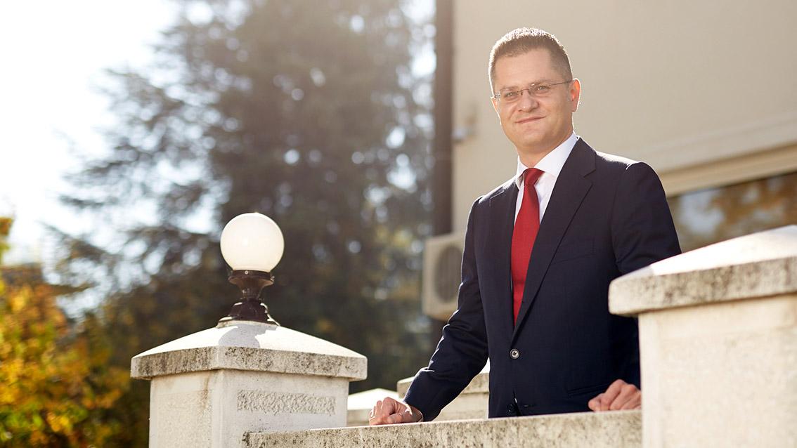 Вук Јеремић, председник Народне странке