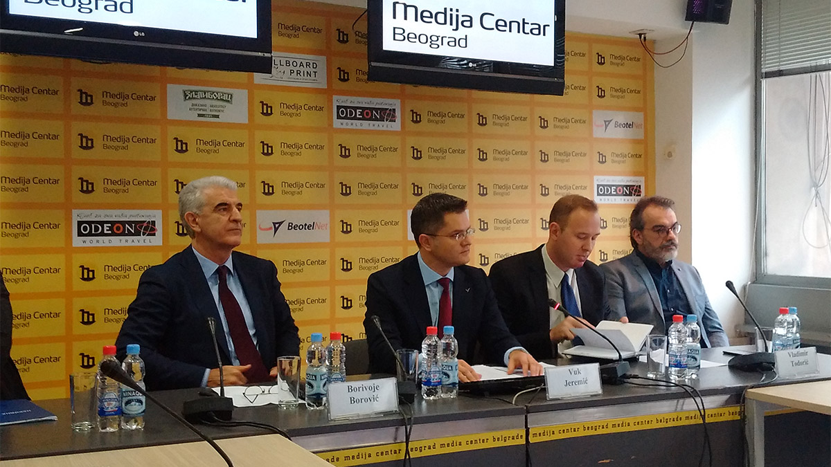 Народна странка: Иницијатива за оцену уставности полагања заклетве српских судија Хашиму Тачију