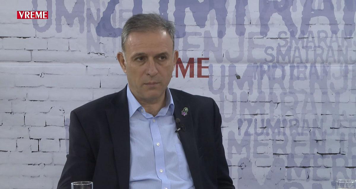 Понош: Улазак у НАТО и нерационално и емотивно неприхватљиво