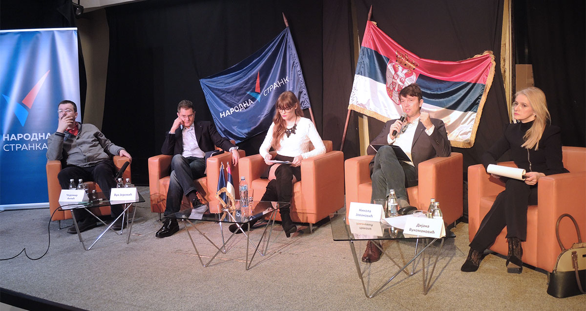 Јеремић: Одлазак младих фаталан по Србију