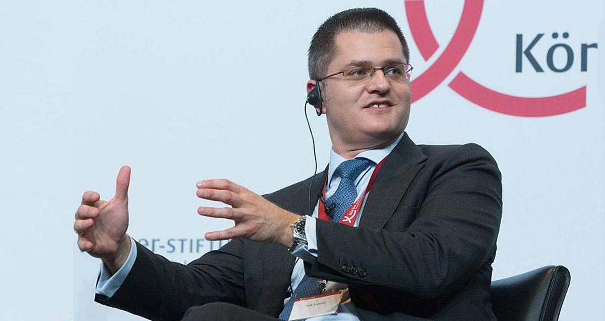 Јеремић: На Западном Балкану угрожене основне вредности демократије, неки европски лидери то игноришу