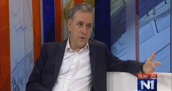 Понош: Ускоро одлука о Ђиласу, уједињена опозиција може да победи у Београду