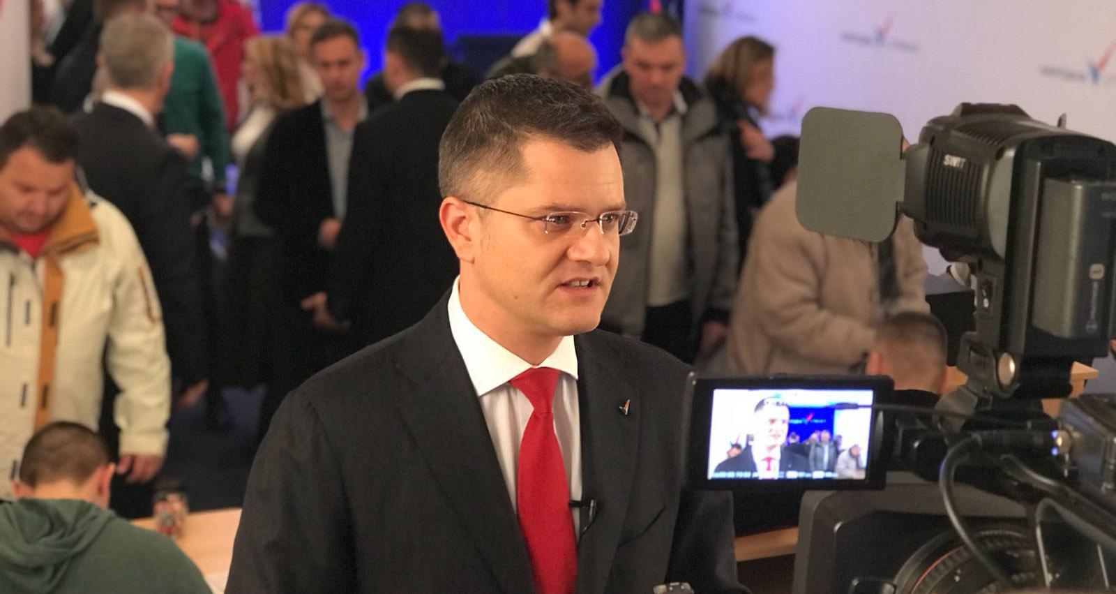 Јеремић: Победићемо режим у Београду, масовна подршка грађана нашој листи