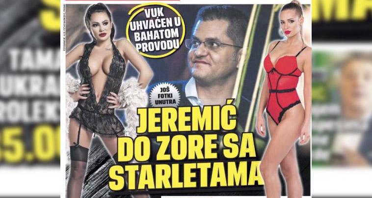 Народна странка: Режим на аргументовану критику одговара личним нападима на Јеремића и његову породицу