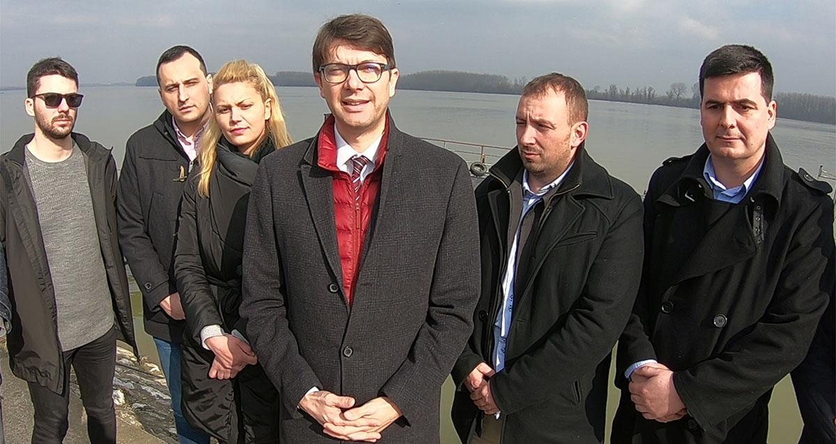 Јовановић: Раскинућемо штетну концесију за депонију у Винчи