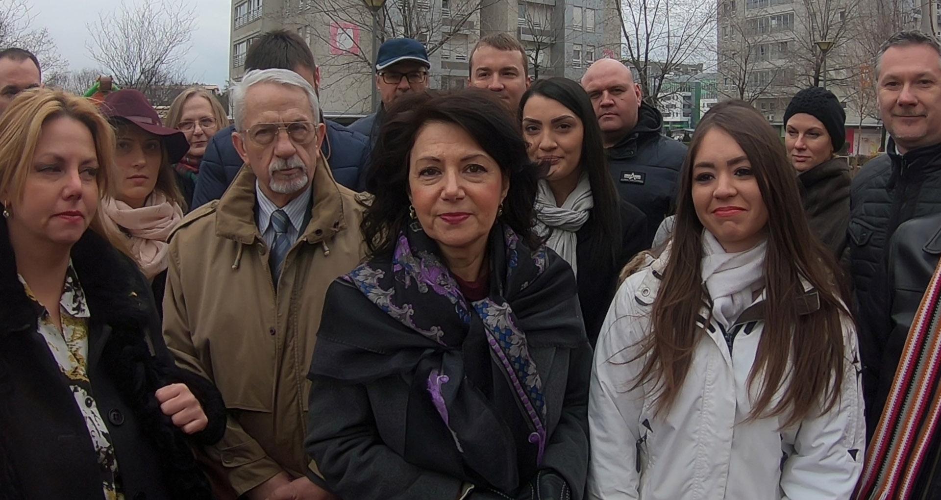 Санда Рашковић Ивић: Младим брачним паровима по 150 евра месечно за стан