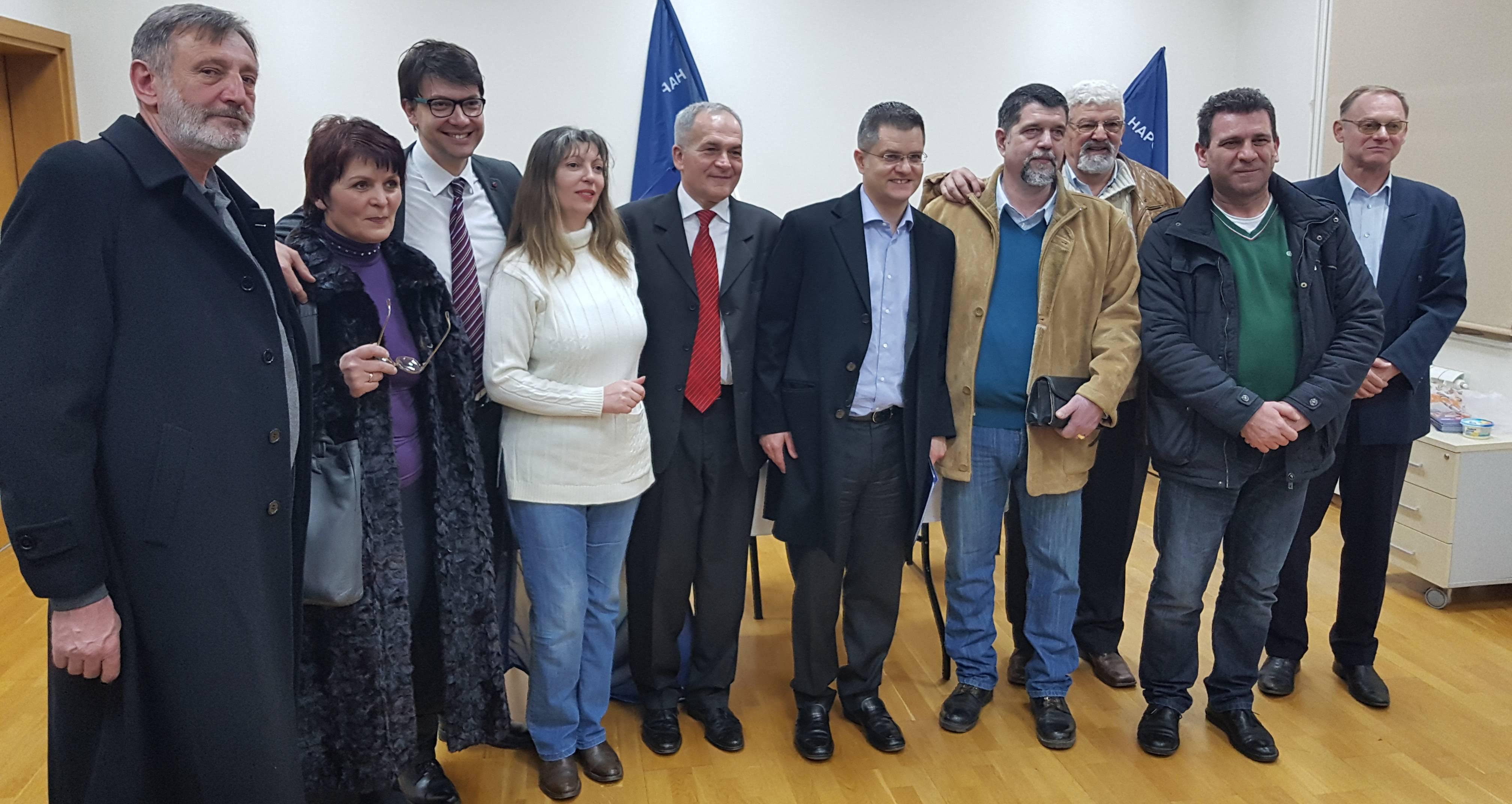 Јеремић: Победа у Београду да спречимо срастање државе са организованим криминалом