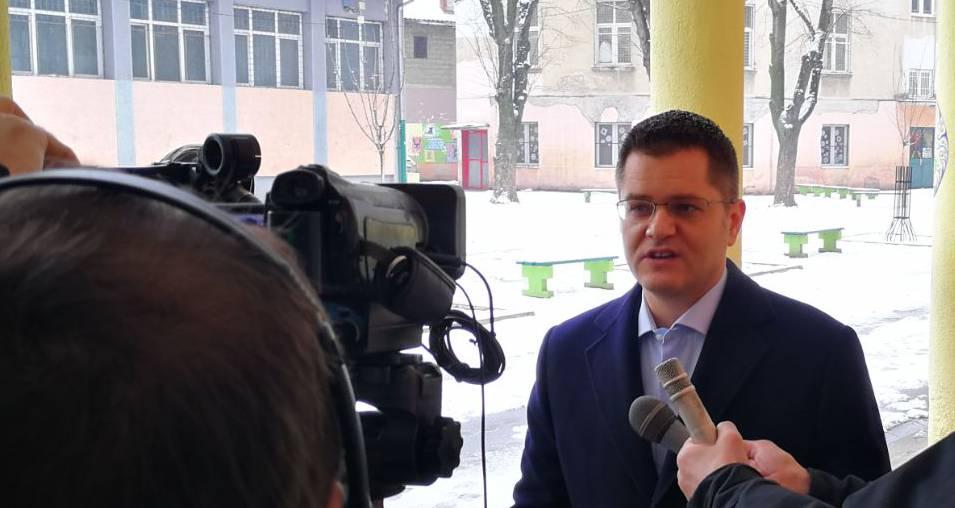 Јеремић: Изађите и гласајте, одбранићемо народну вољу
