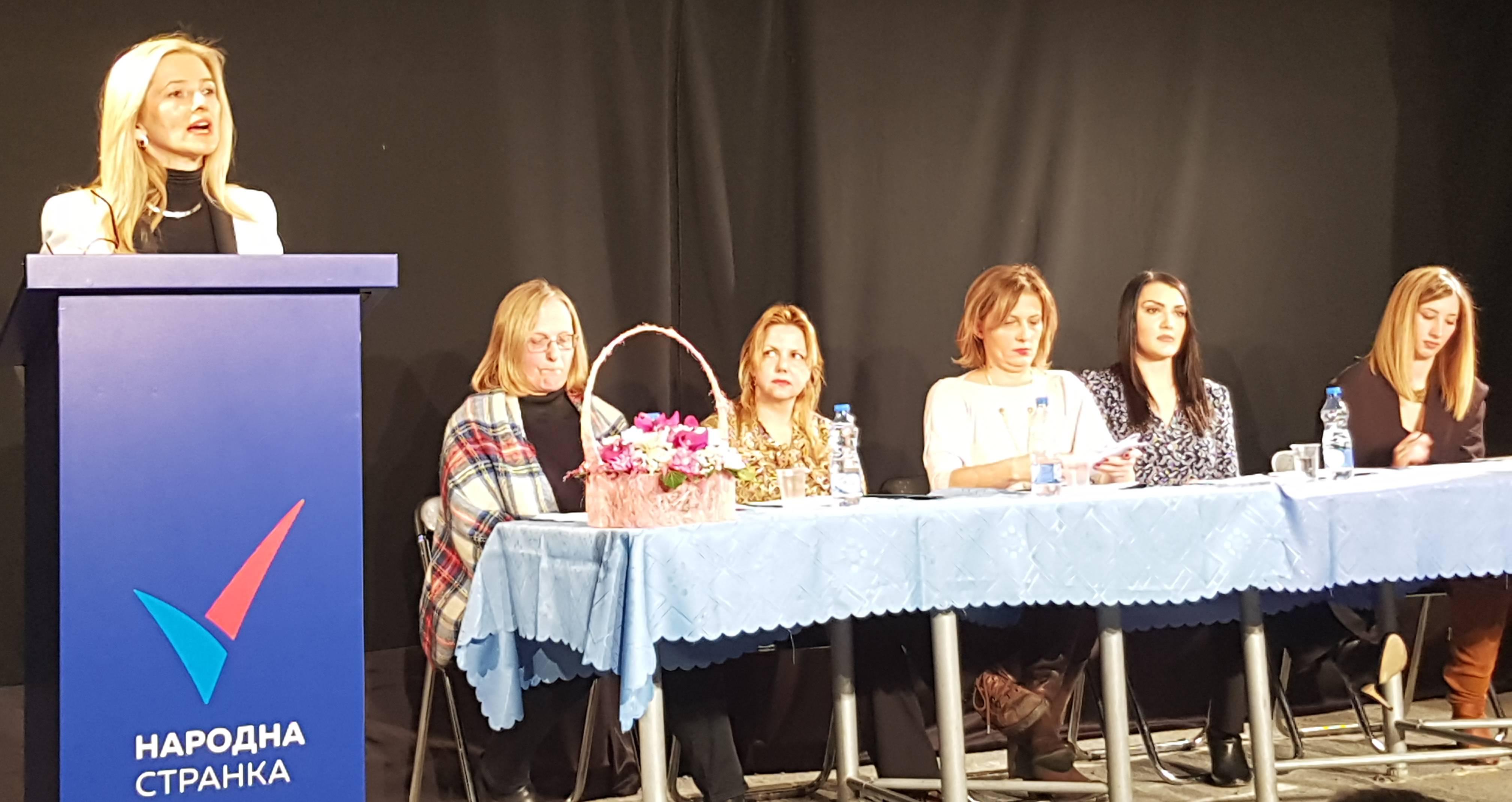 Основан Форум жена Народне странке Београда