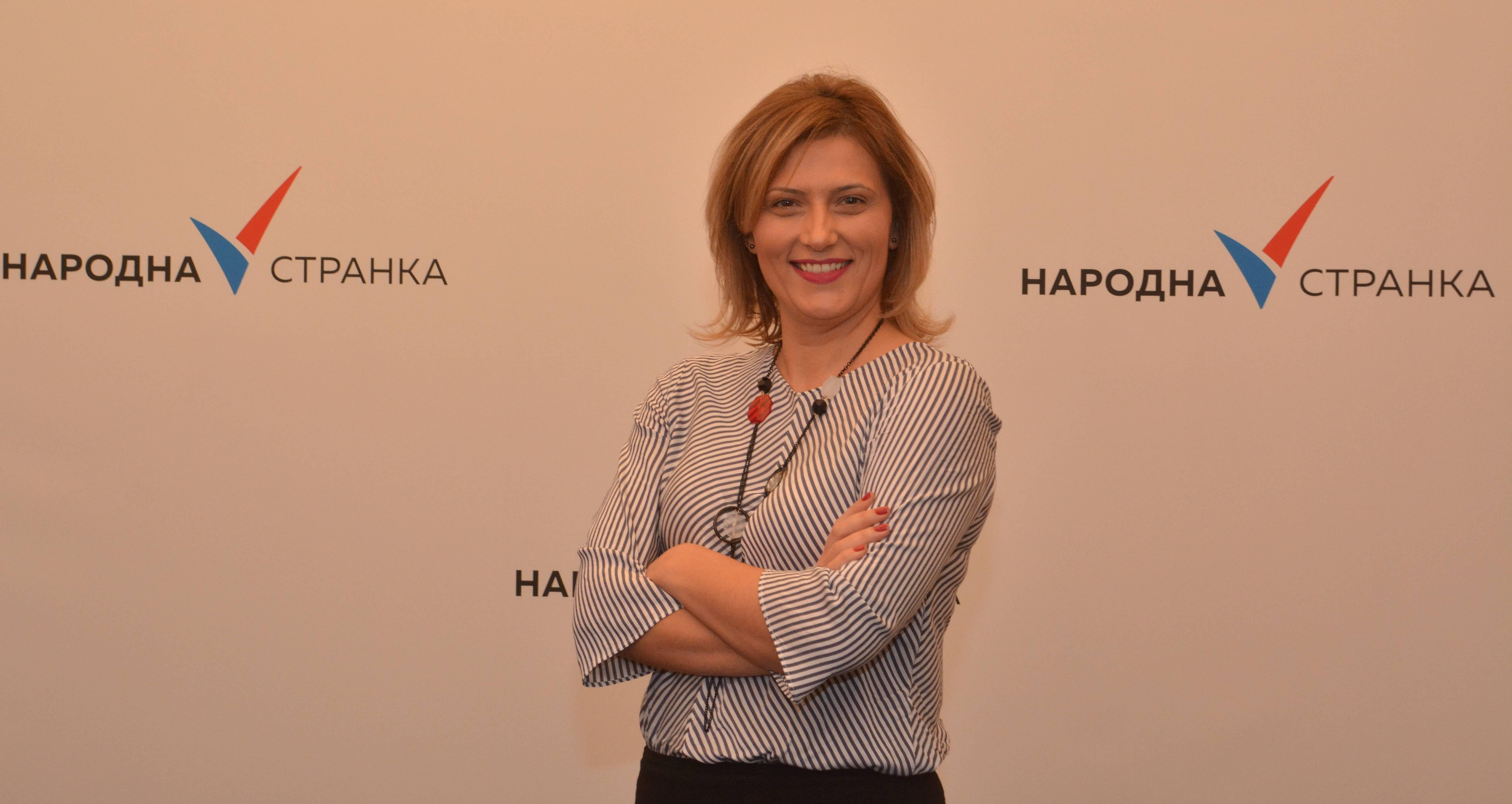 Основан Одбор Народне странке за саобраћај, Марина Липовац Танасковић изабрана за председницу