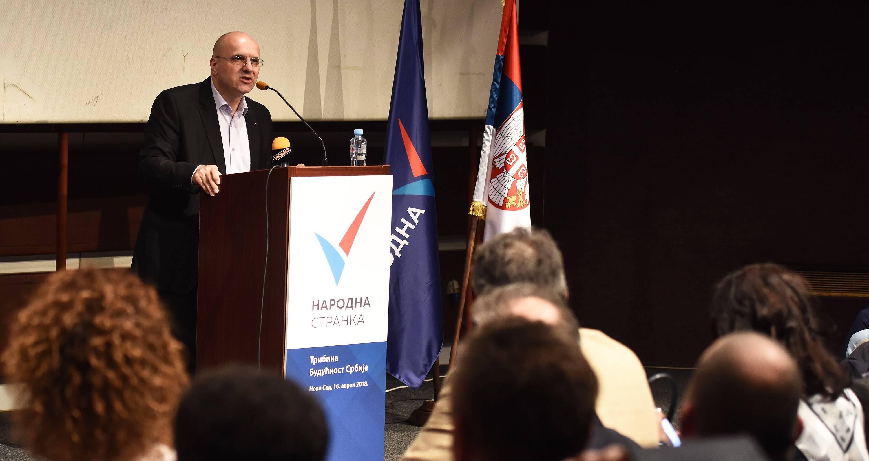 Народна странка тражи оставку градоначелника Новог Сада због криминалног и скандалозног поступања у приватизацији ЈКП Стан