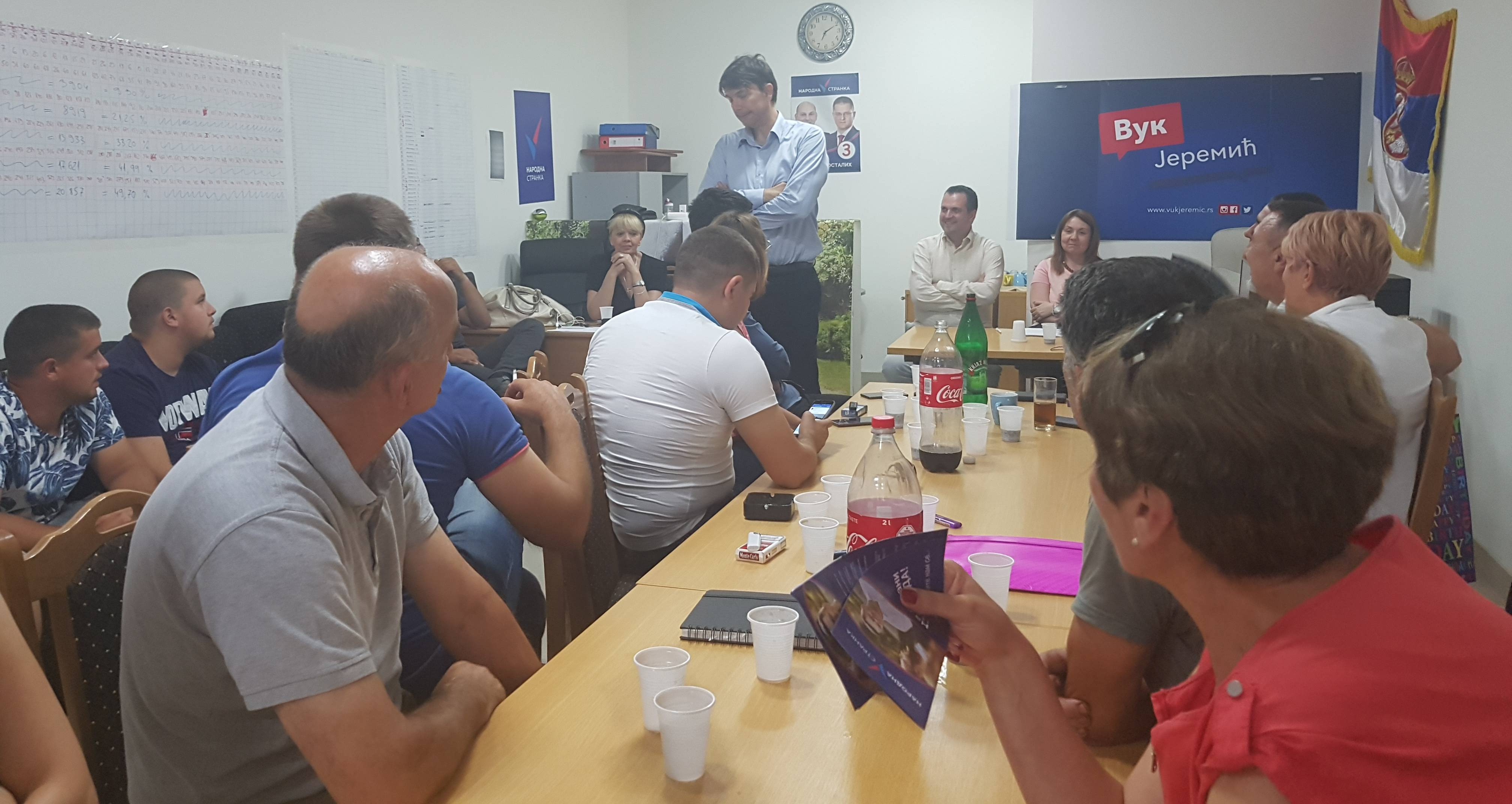 Јовановић: Народна странка ослонац за све незадовољне у Србији