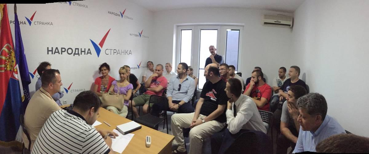Добросављевић: Морамо вратити принцип солидарности у српско друштво