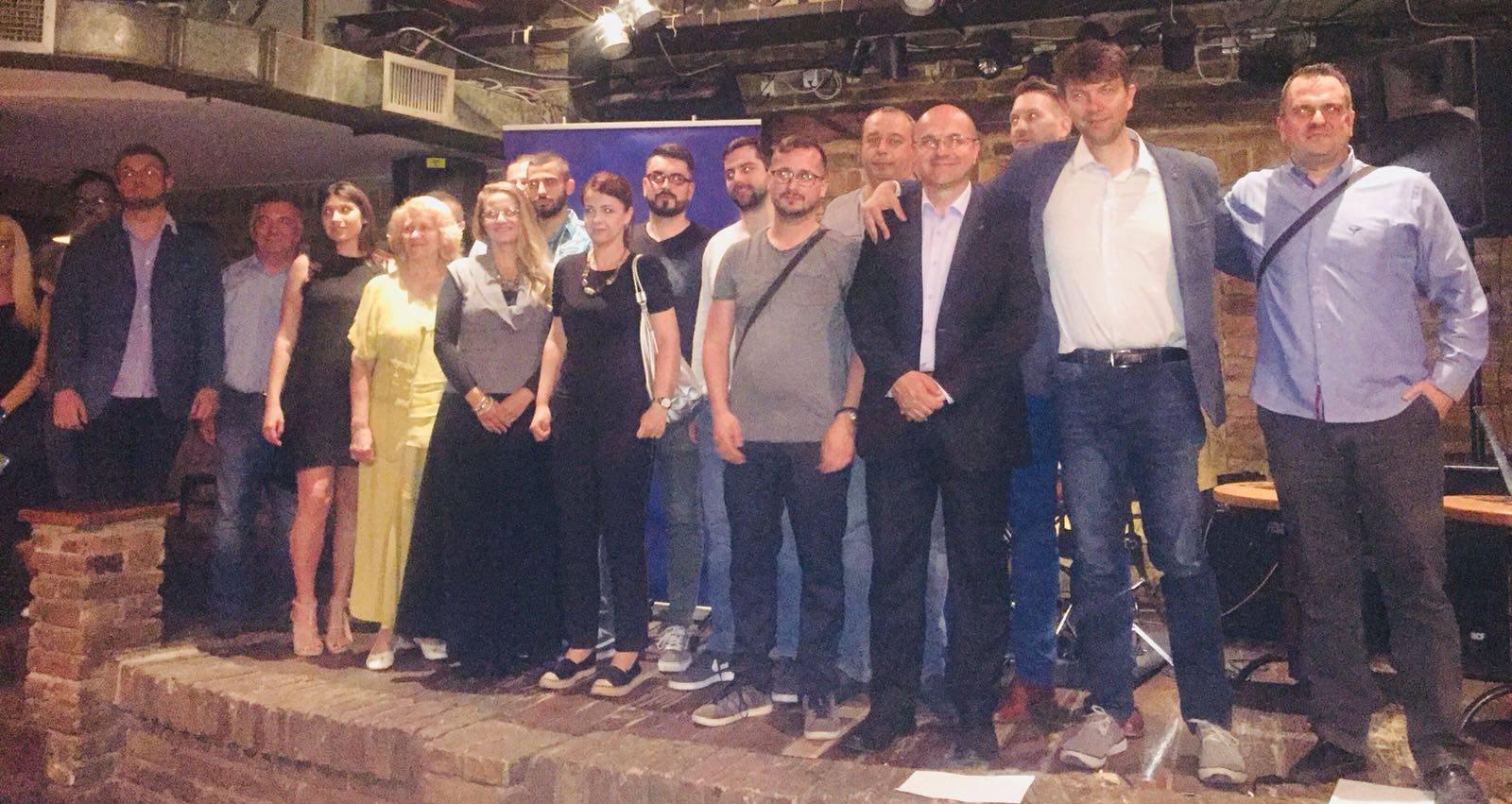 Панчево: Основан Градски одбор Народне странке