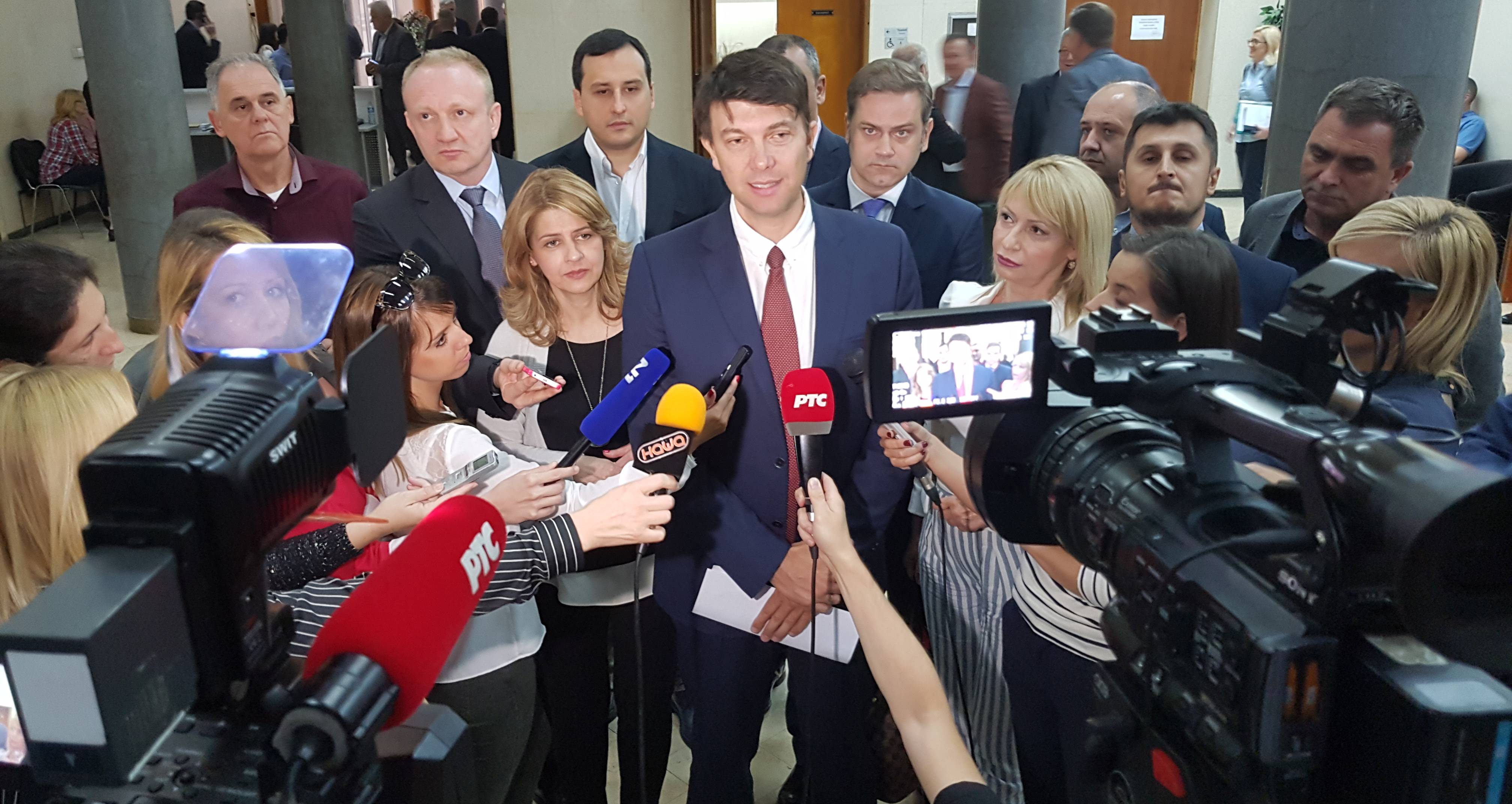 Јовановић: Хитно зауставити иживљавање над Београђанима, за 420 дана изграђен је Сава центар