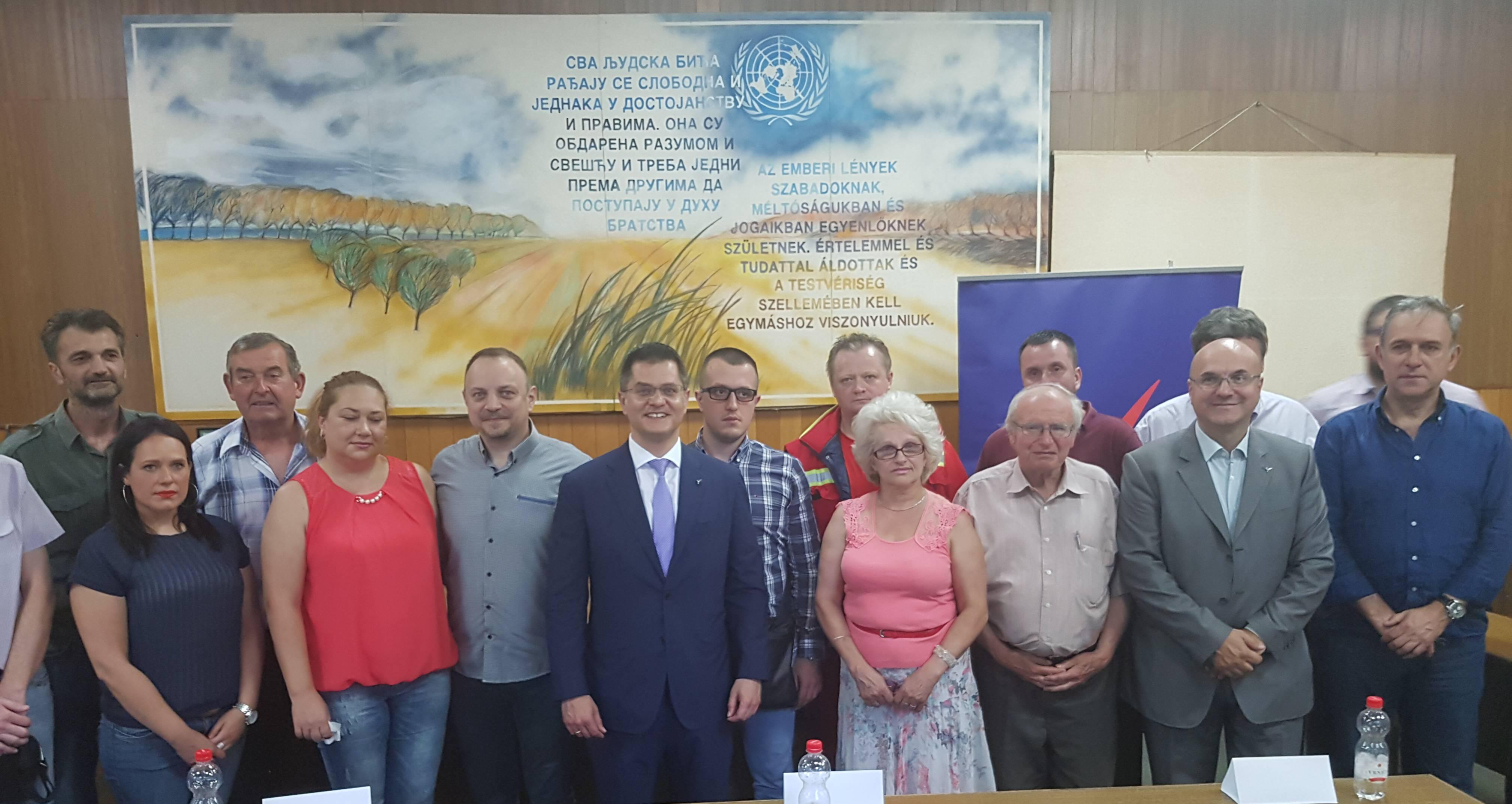Бачка Топола: Основан Општински одбор Народне странке