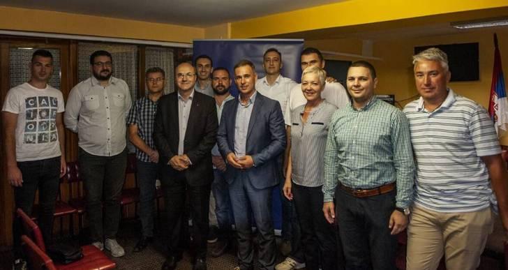 Сремска Митровица: Основан Градски одбор Народне странке