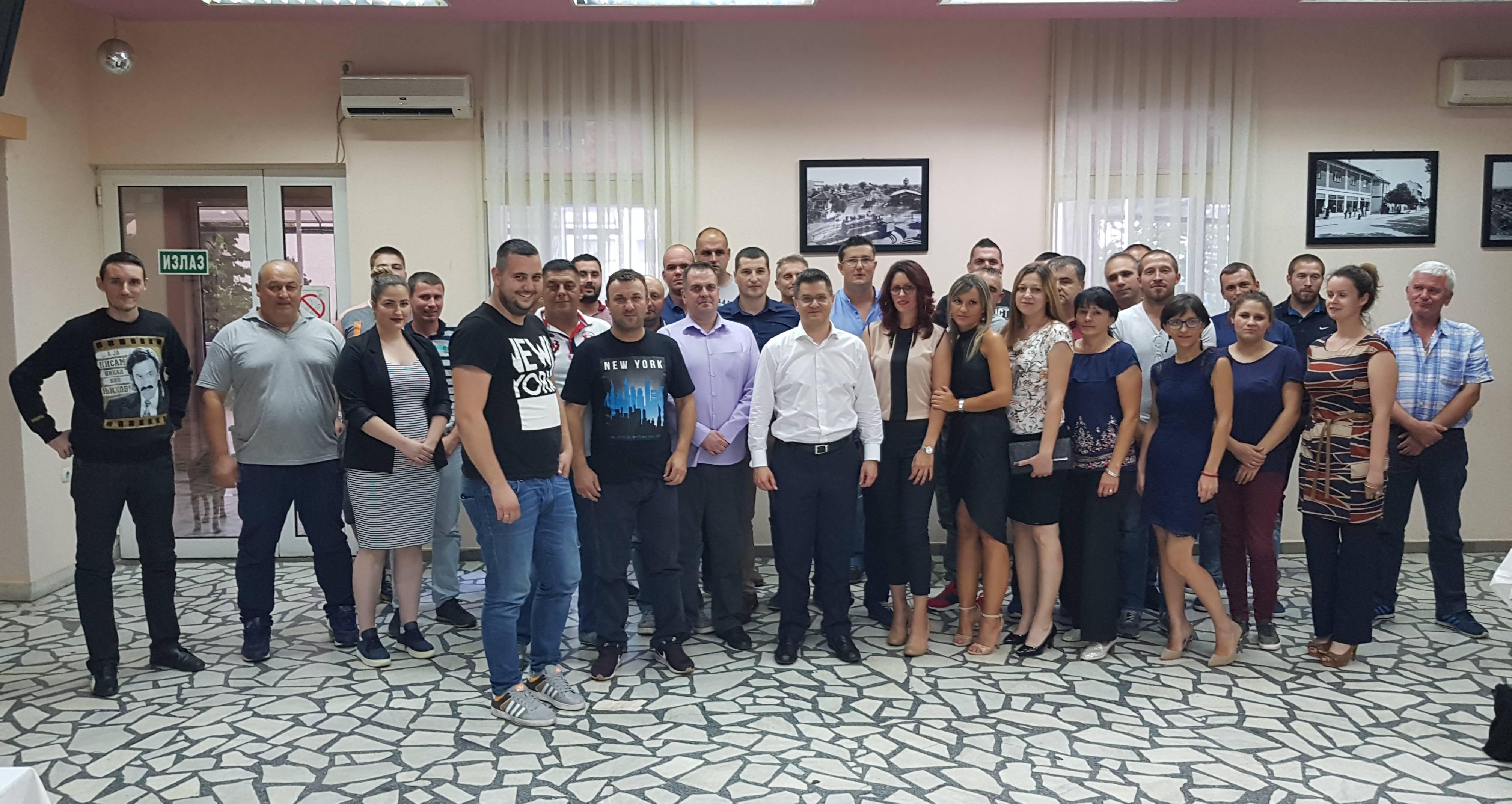 Лајковац: Основан Општински одбор Народне странке
