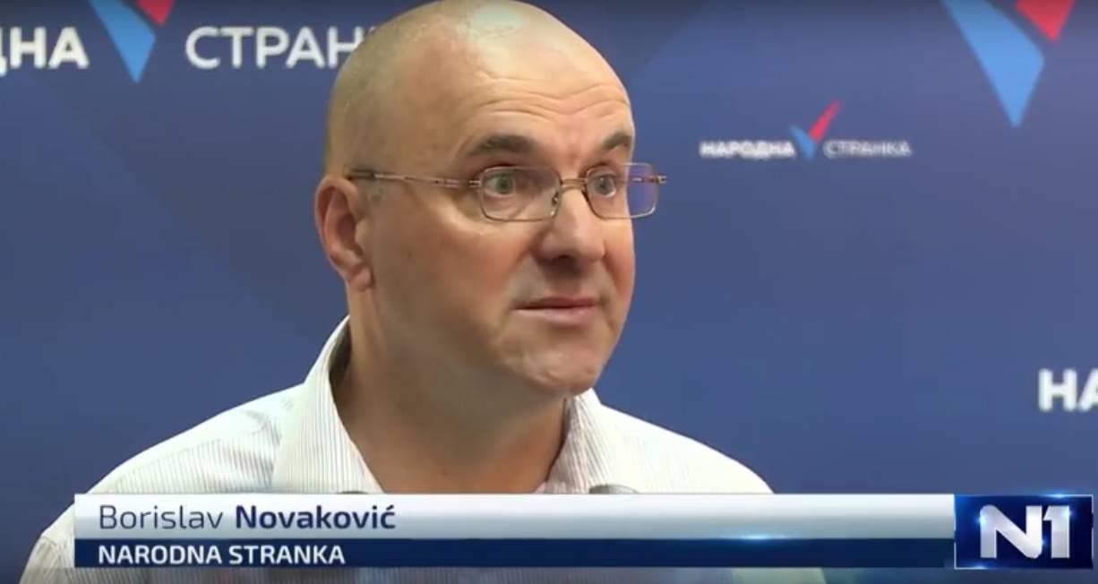Новаковић за Н1: Вучић одлаже отварање Жежељевог моста да би правио комедију