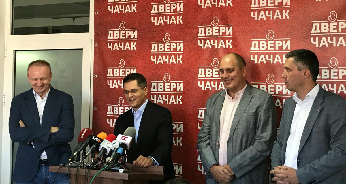 Савез за Србију се спрема за наредне локалне изборе