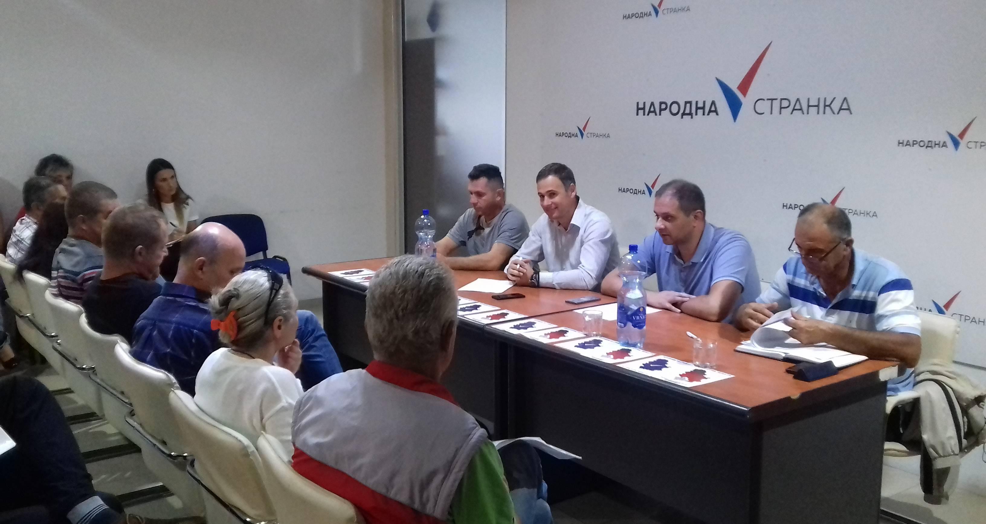 Народна странка Трстеник: Промоција трстеничког бренда претворена у вашар