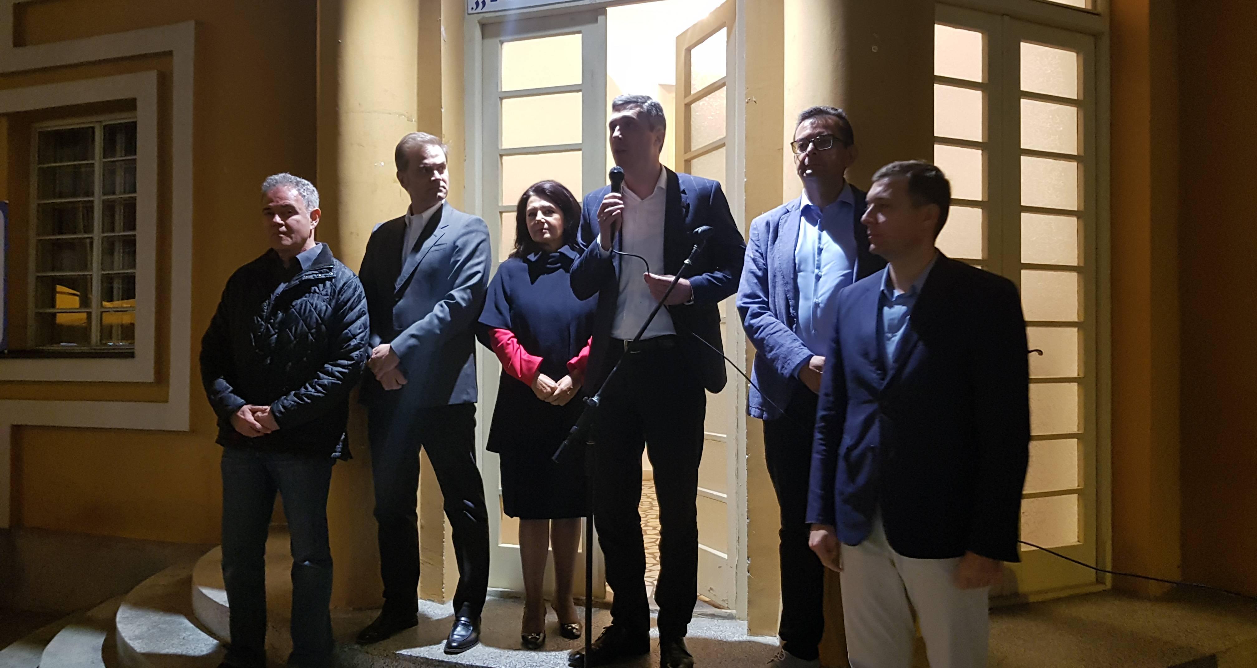 Савез за Србију у Лозници: Скуп успео и поред забране сала и лажи режимских медија