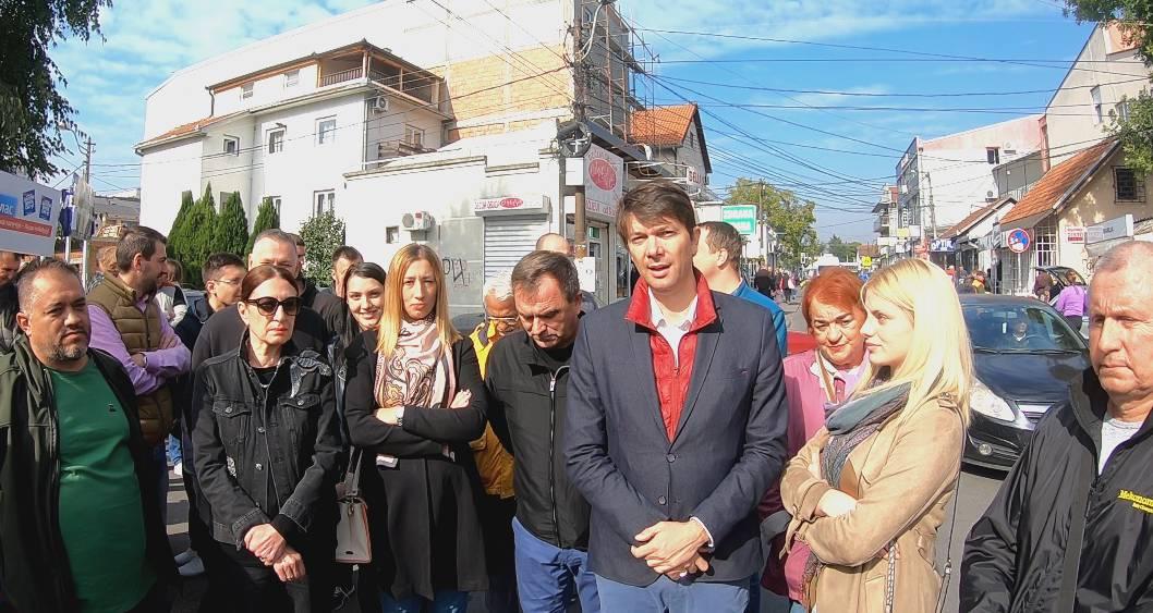 Јовановић: Продаја ПКБ-а супротна интересу Београђана, тражимо поништавање