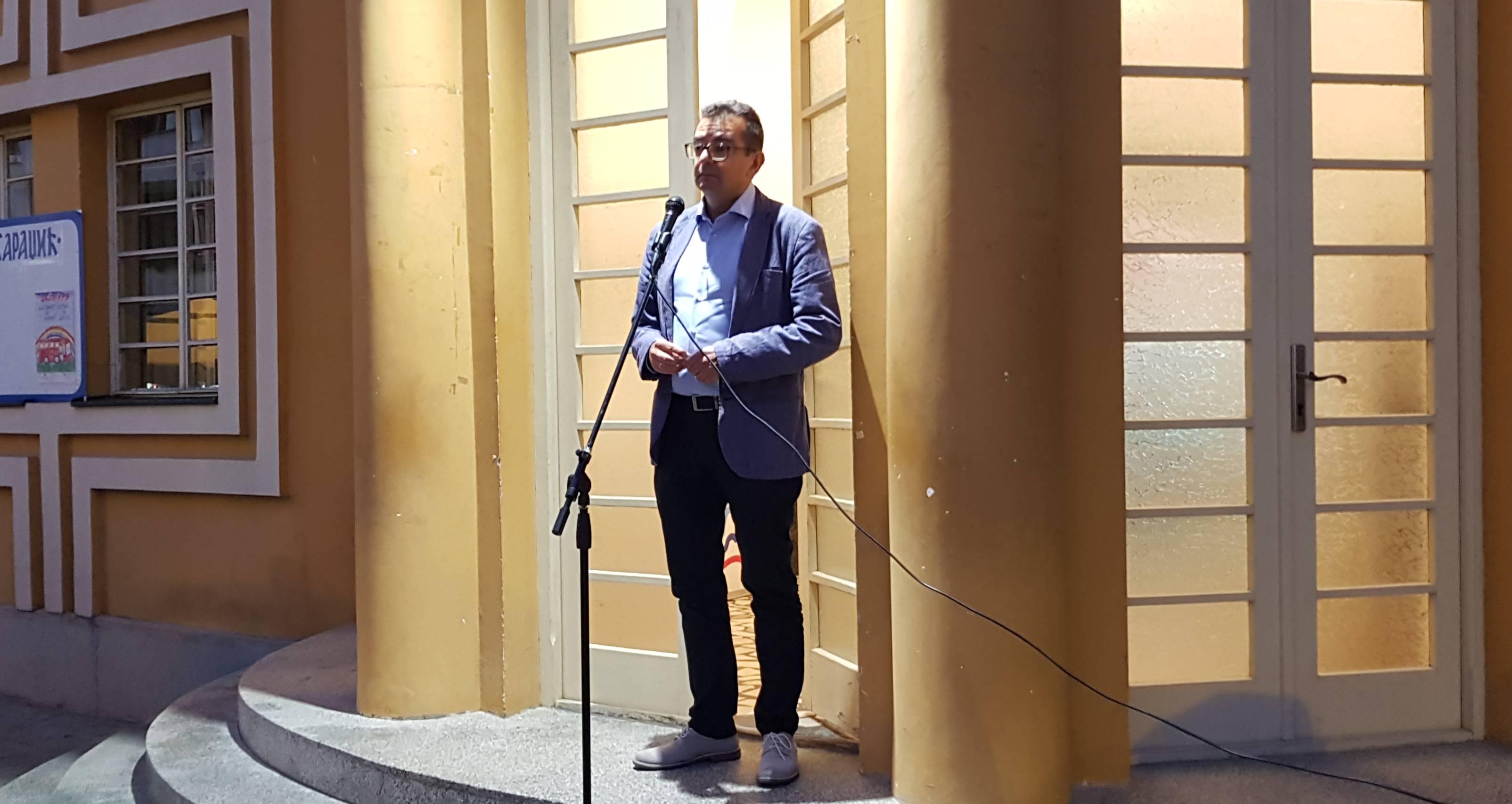 Савез за Србију: Јанко Веселиновић председавајући Председништва у октобру