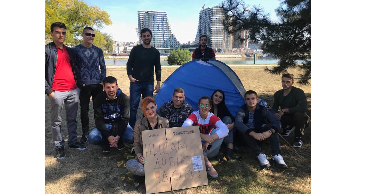 Омладина Народне странке: Држава да обезбеди смештај студентима који студирају ван родног места