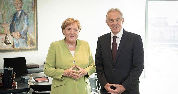 Тајмс: Блер о подели Косова разговарао са Меркел, следе разговори у САД