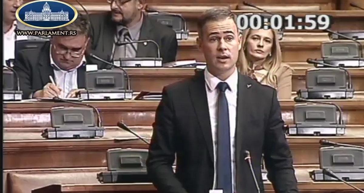 Алексић: Маји Гојковић су важнији жутокљуни морски гњурци од Срба са Косова и Метохије