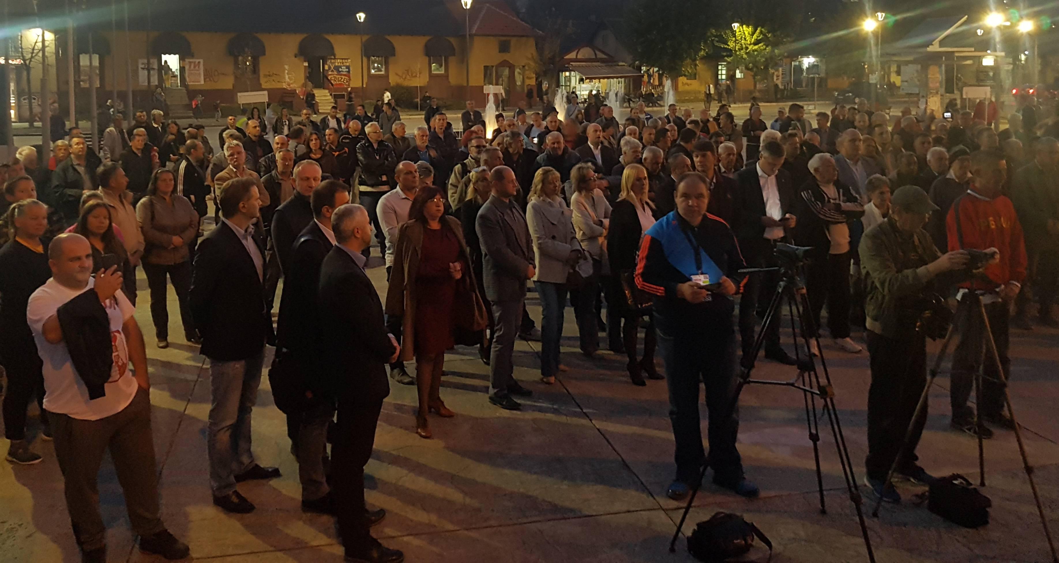 Савез за Србију у Бору: Вратити грађанима националне ресурсе продате по прениској цени