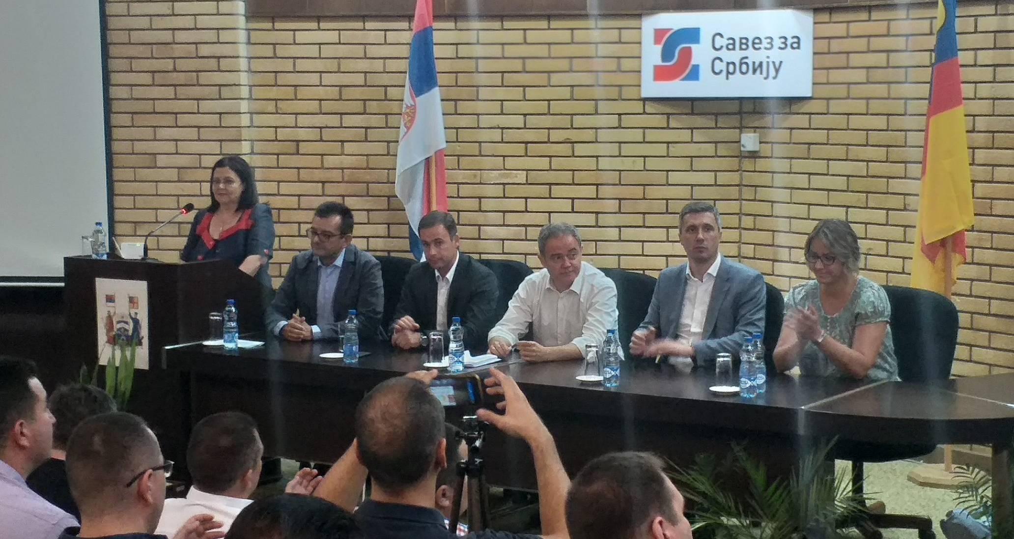 Савез за Србију у Врању: Зауставити депопулацију југа Србије