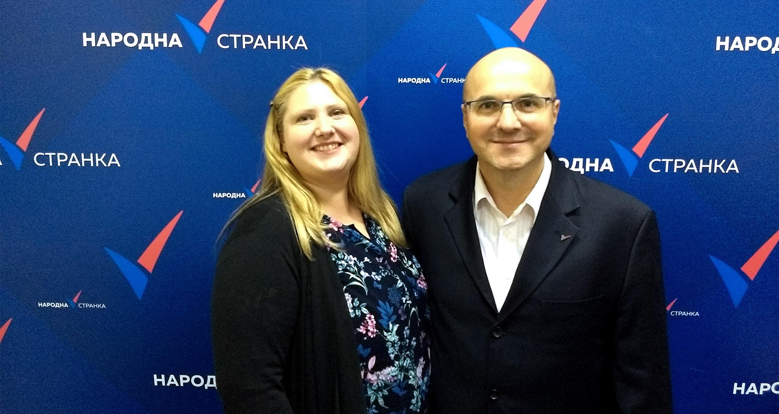 Посланица покрајинског парламента Светлана Козић приступила Народној странци