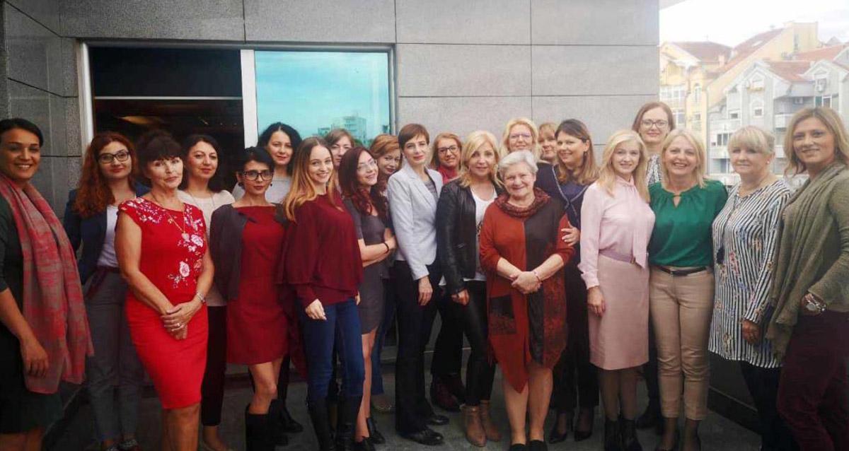 Женска мрежа Савеза за Србију: Заједно ћемо се борити против насиља у друштву
