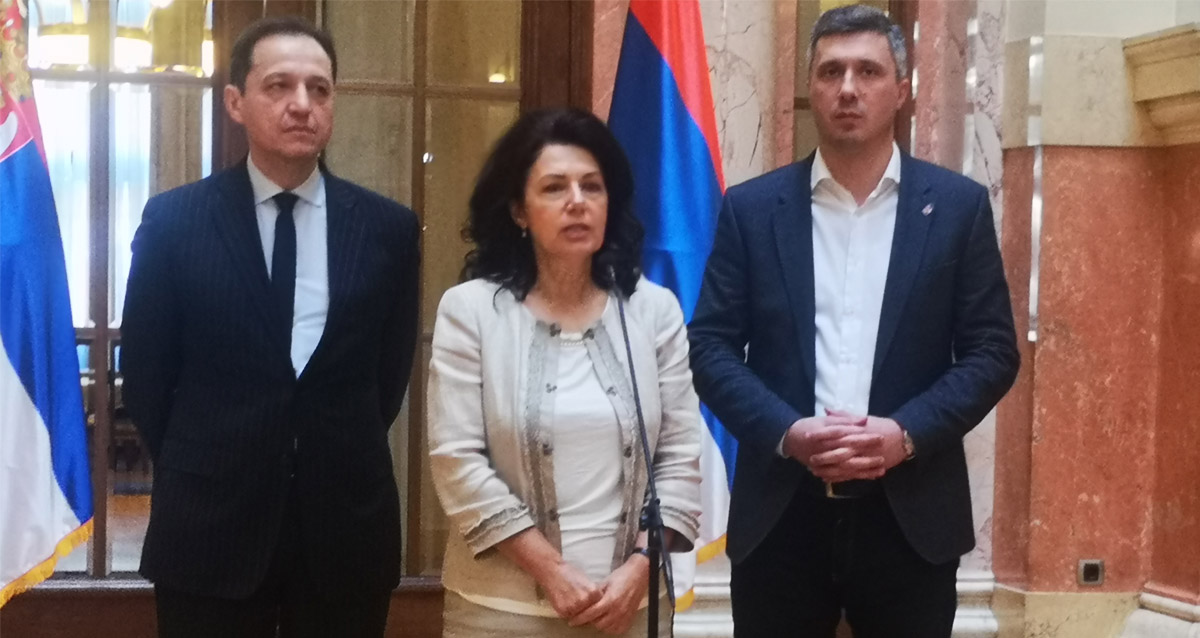 Савез за Србију: Ова власт сада  спроводи и физичко насиље над опозицијом