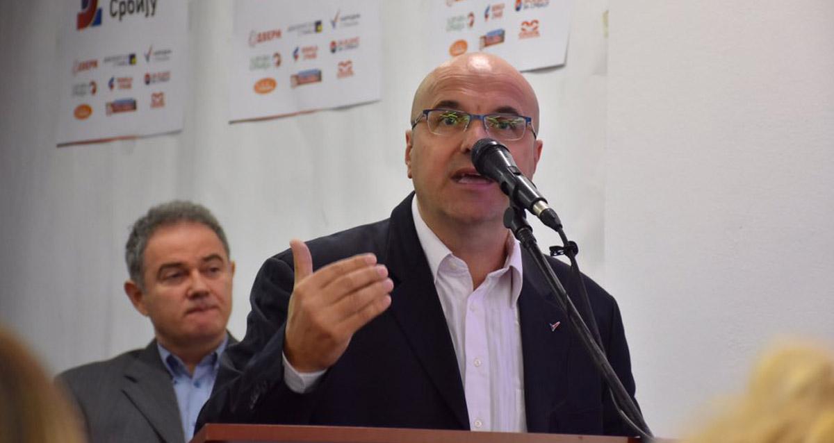 Новаковић: Живимо у изопаченој, Вучићевој страначкој држави, али промене су могуће