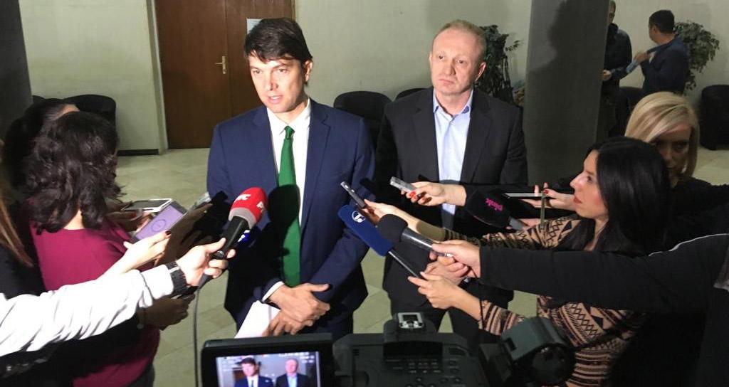 Јовановић: СЗС се неће враћати у Скупштину Београда док трају протести