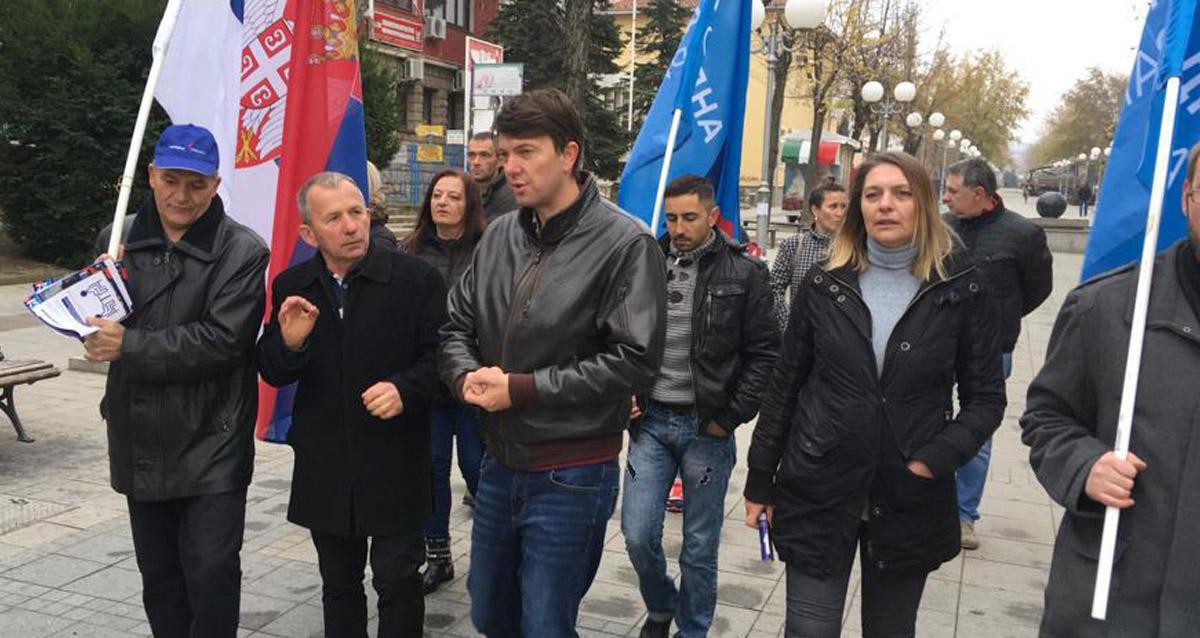 Никола Јовановић:  Лазаревац жртва актуелне градске власти