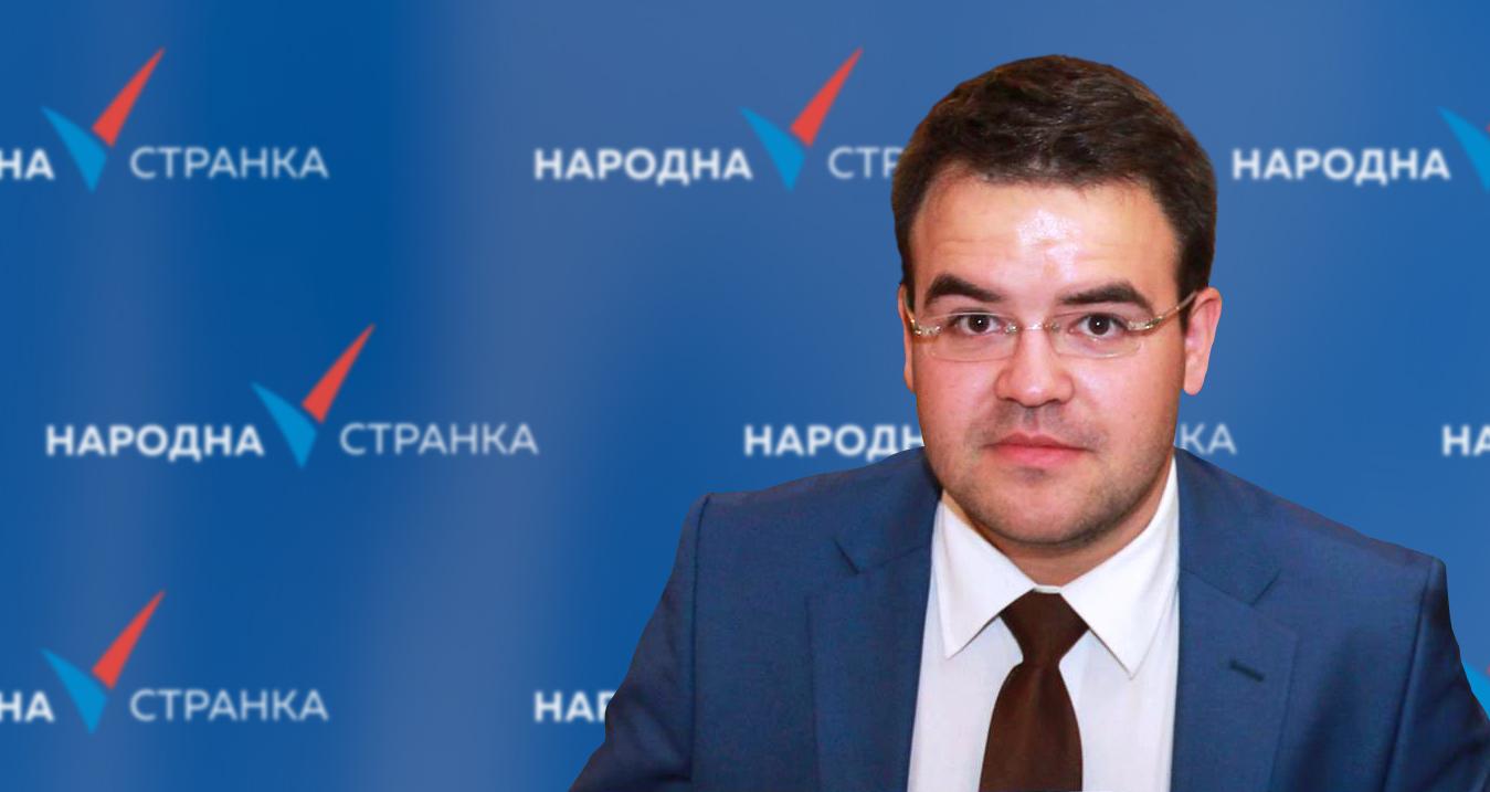 Генерални секретар Стефан Јовановић