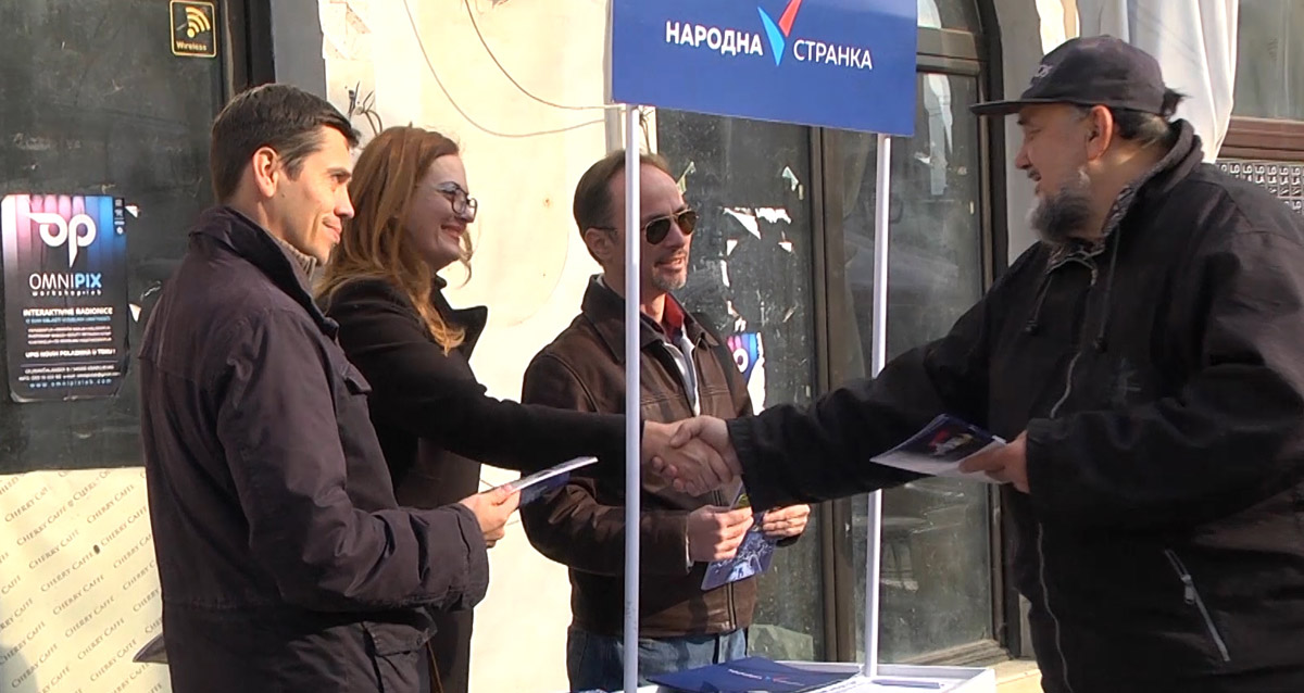 Народна странка Крагујевац: Заједничким снагама се морамо борити против режима