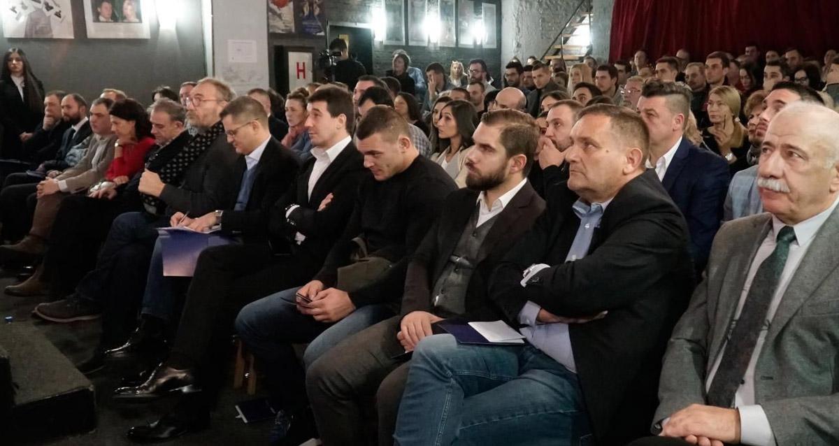Народна странка: Основан Општински одбор Врачар