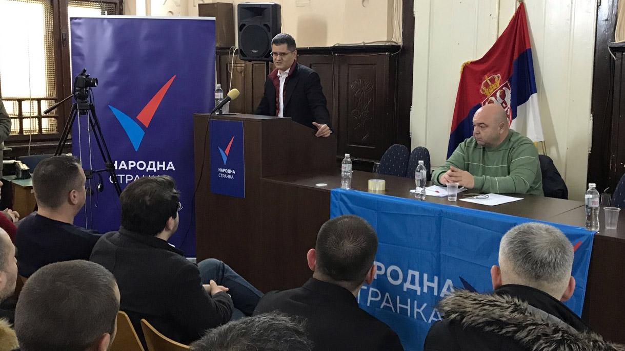 Јеремић: Подршком формирању војске Косова, Вучић починио велеиздају