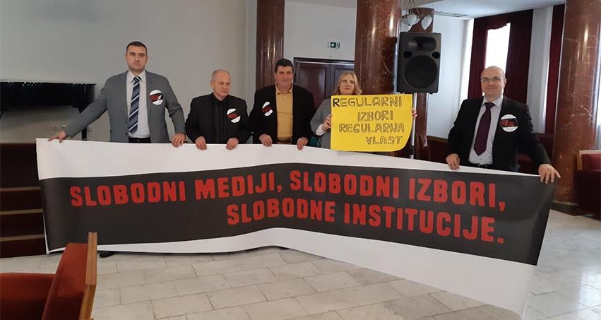 Новаковић: Криминални режим прераста у крвави