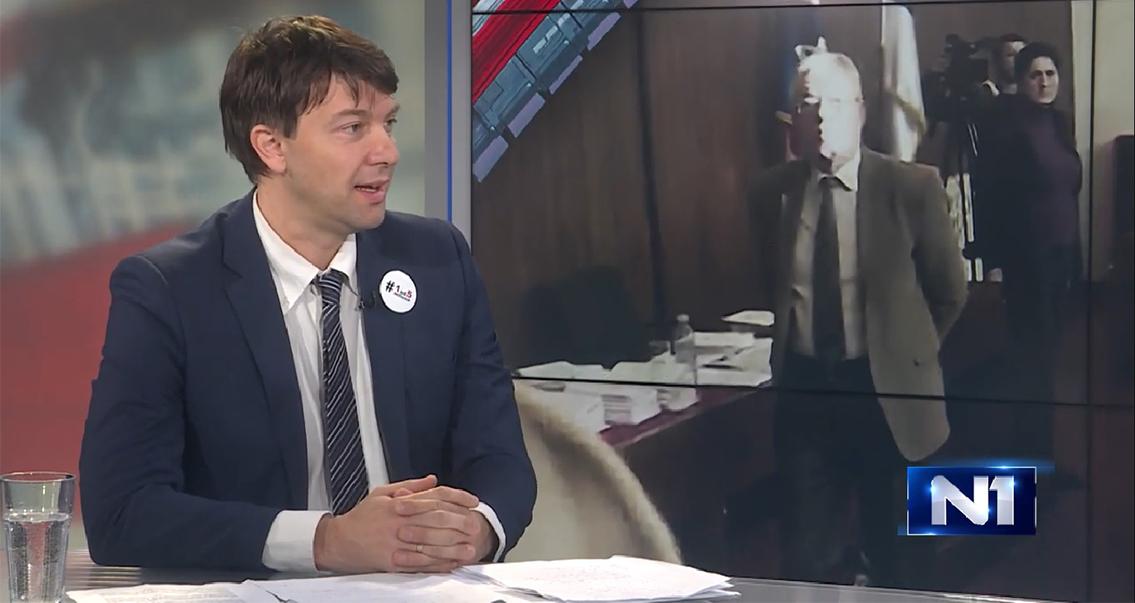 Јовановић: СНС инцидентима прикрива своју катастрофалну политику
