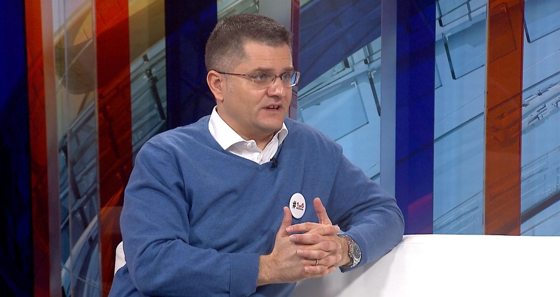 Јеремић: Никада овакви криминалци нису били на власти