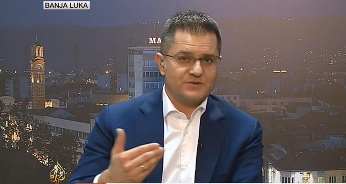 Јеремић: Непримерена употреба силе против грађана у Бањалуци