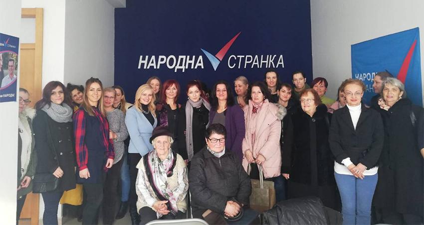 Основани Форуми жена Народне странке у Краљеву и Трстенику