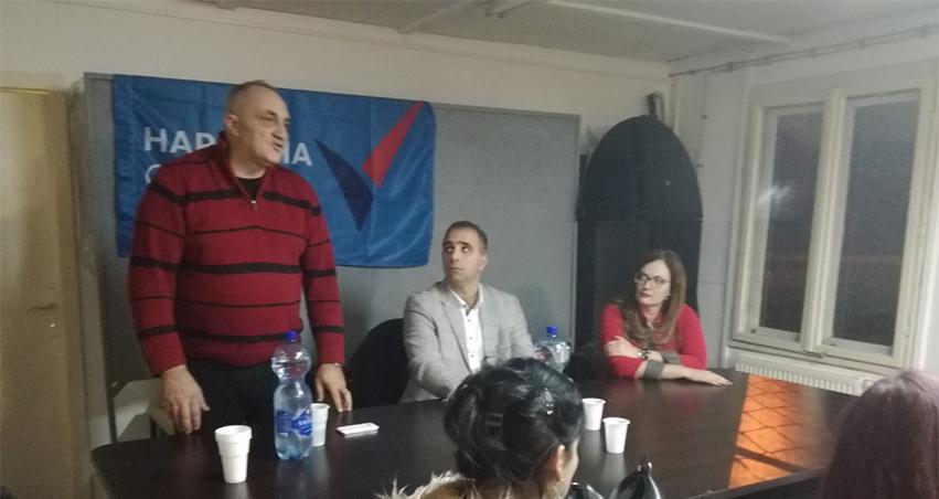 Народна странка: Основан Општински одбор Кнић