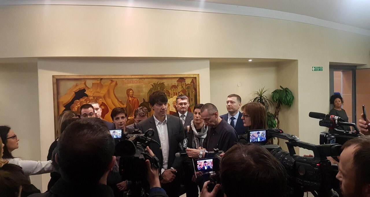 Јовановић: Суштина Споразума са народом јесте промена система